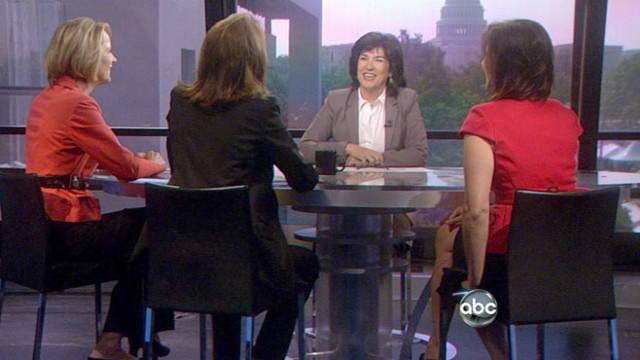 VIDEO: Cecilia Attias, Torie Clarke, Claire Shipman.