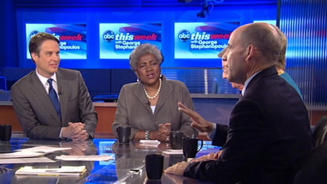 VIDEO: George Will, Cokie Roberts, Donna Brazile, Matthew Dowd and Terry Moran.