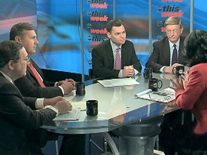 VIDEO: George Will, David Sanger, Peter Beinart and Tom Ross.