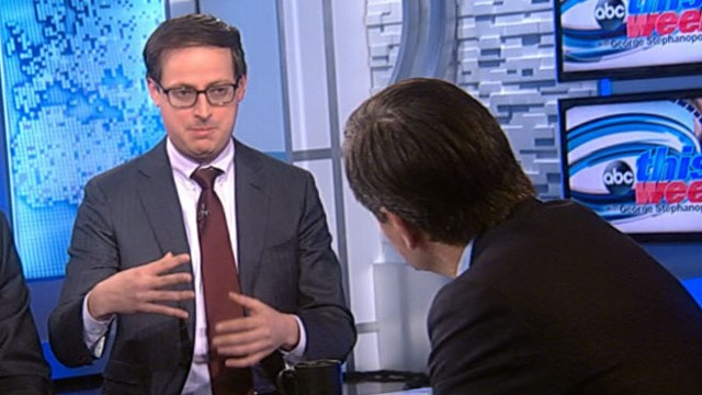 Nate Silver Makes ABC News Debut