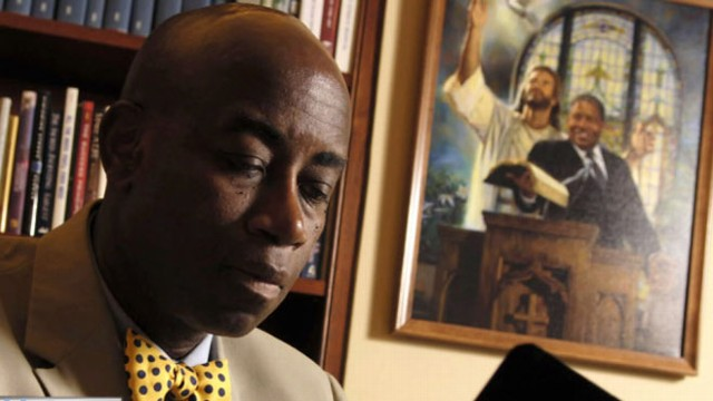 Praying for a Miracle: Senate Chaplain Barry Black Says 'Enough is Enough'