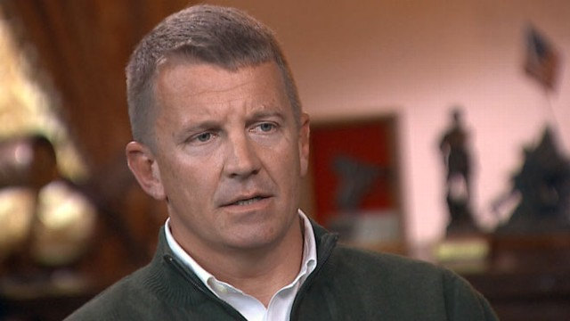 Blackwater Founder Unapologetic on Company's Role in Iraq
