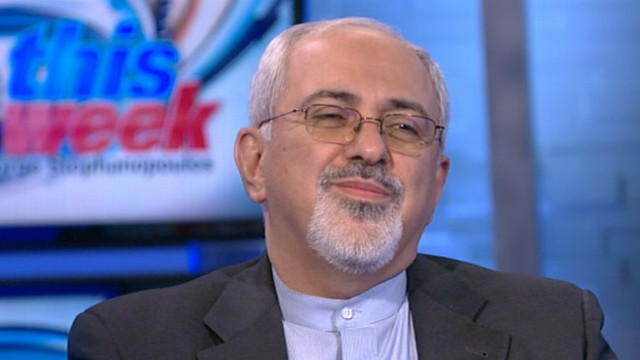 VIDEO: This Week Exclusive: Irans Foreign Minister Zarif