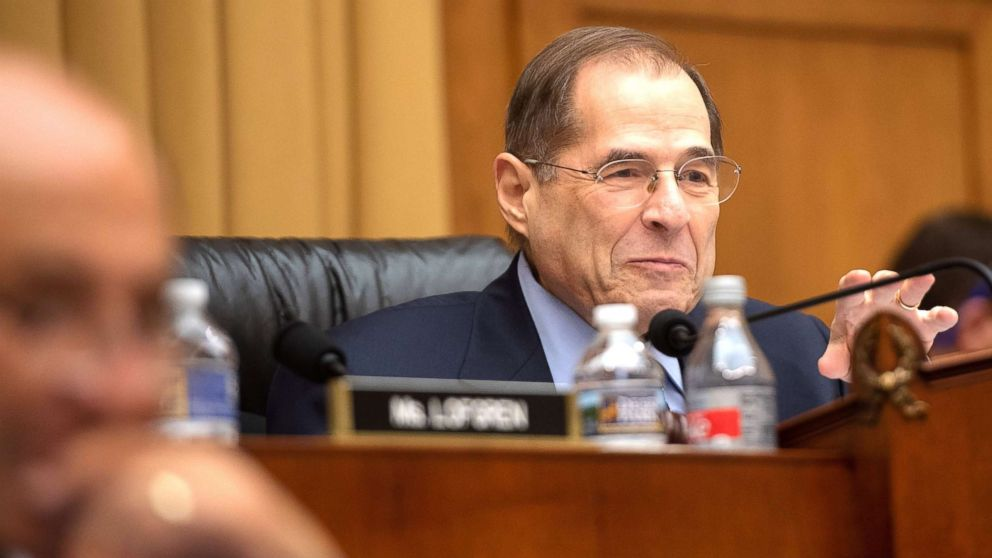 Image result for PHOTOS OF NADLER'S JUDICIARY COMMITTEE