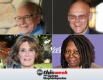 This Week With George Stephanopoulos featuring Berkshire Hathaway chairman and CEO Warren Buffett, James Carville, Mary Matalin and Whoopi Goldberg.