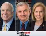 This Week With George Stephanopoulos featuring Sen. John McCain, Sen. Jack Reed and Sen. Kirsten Gillibrand
