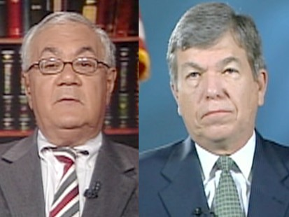 Roy Nlunt and Barney Frank