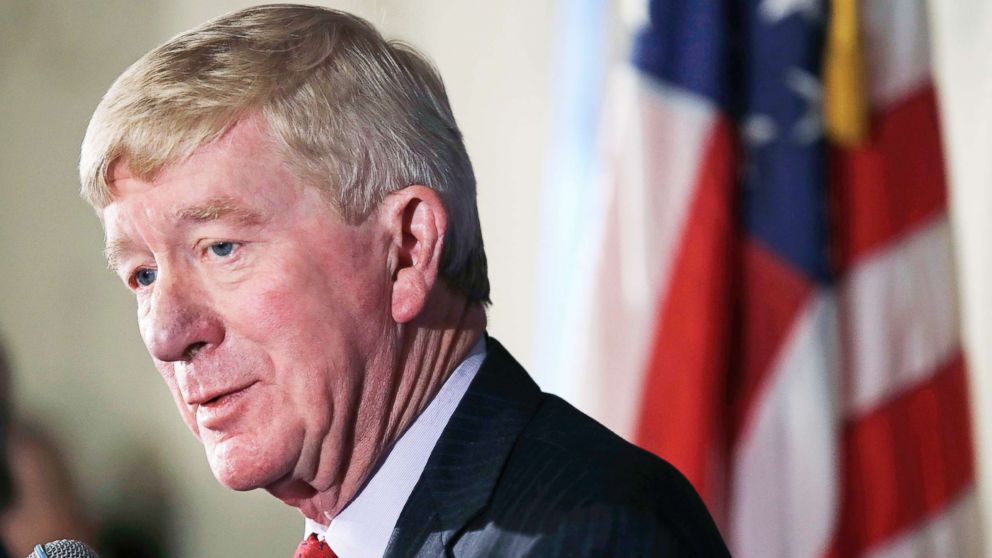 Six more years of President Donald Trump 'would be bad for the country': Potential 2020 GOP primary challenger Bill Weld thumbnail
