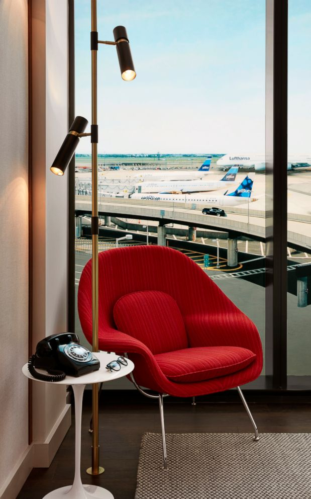 Step Inside The Brand New Twa Hotel At Jfk Airport In New