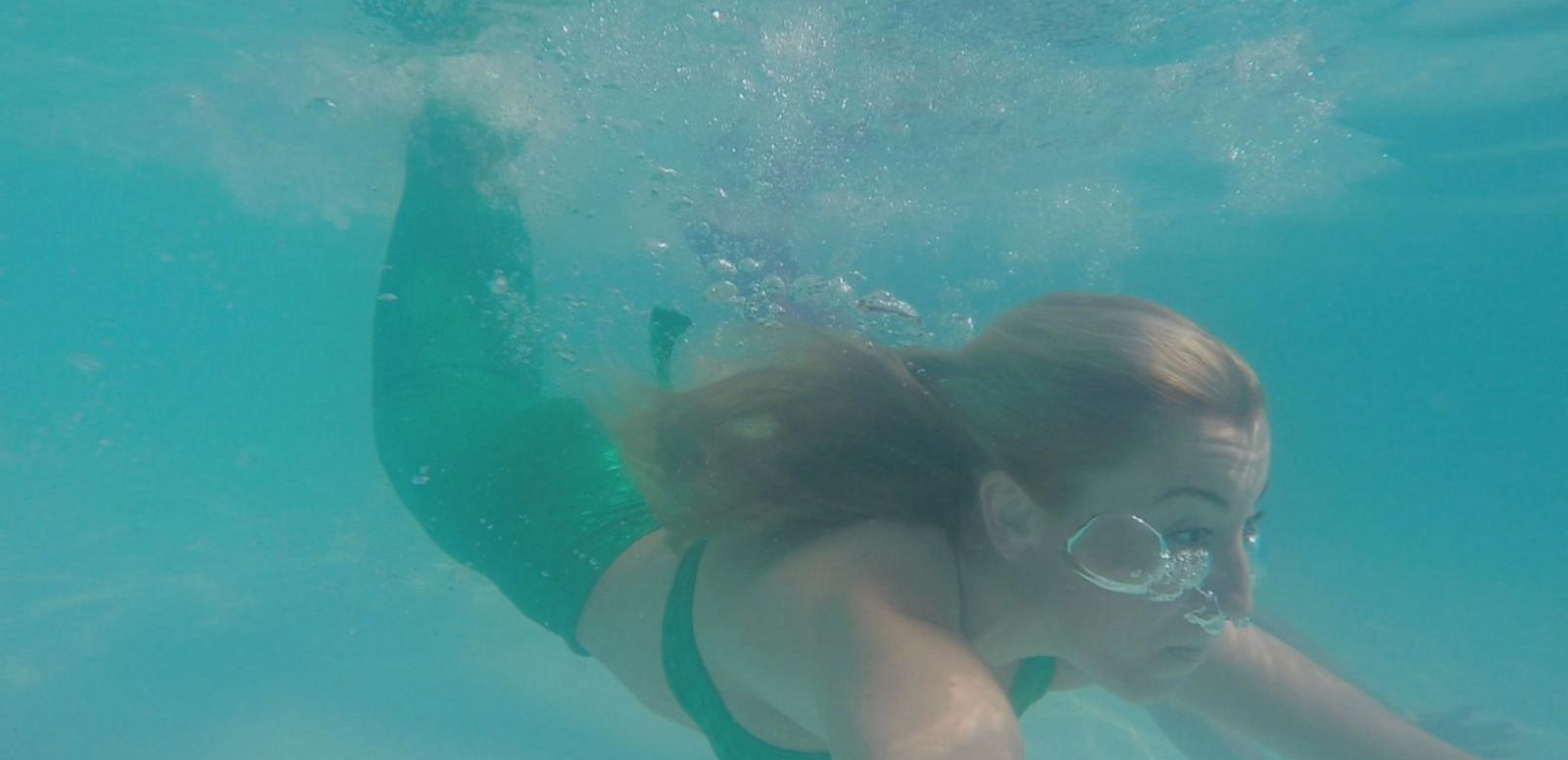 VIDEO: New Mermaid Fitness Class Transforms Women