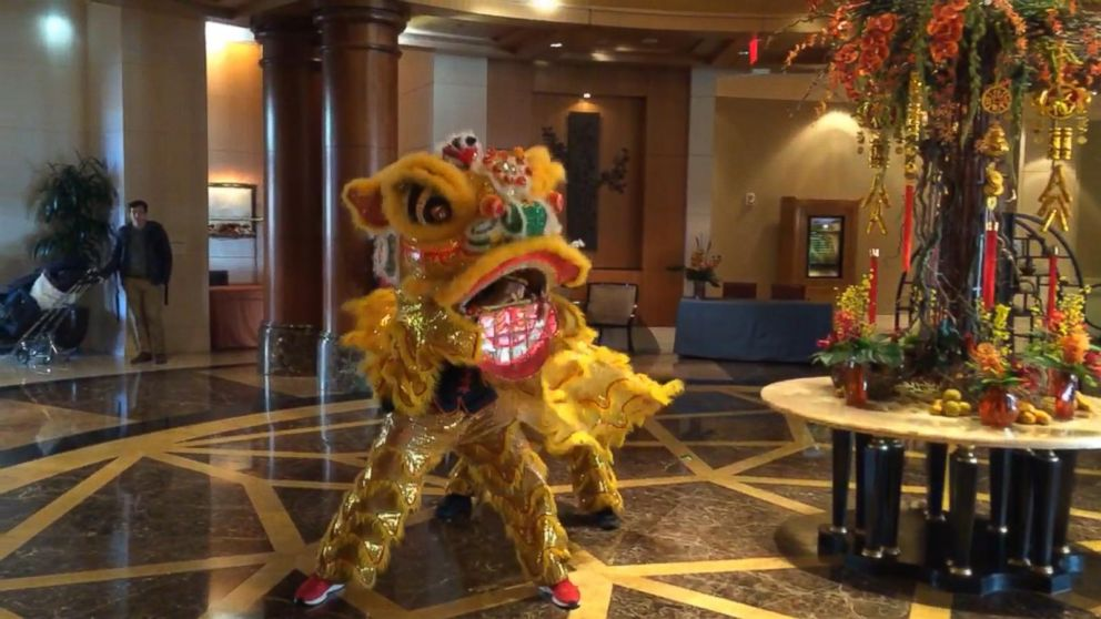 previewing chinese new year celebrations at mandarin oriental dc video abc news - Chinese New Year Dc