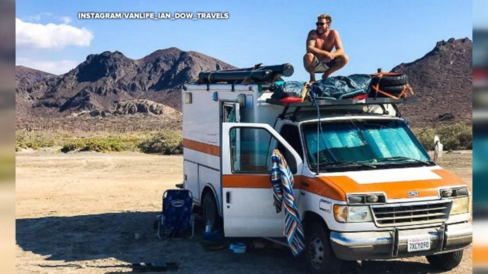 Man travels the world in a revamped ambulance - ABC News