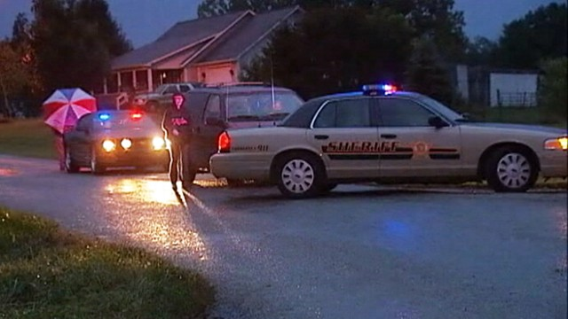 VIDEO: Reports of a wandering child led to discovery of bodies at two separate homes.