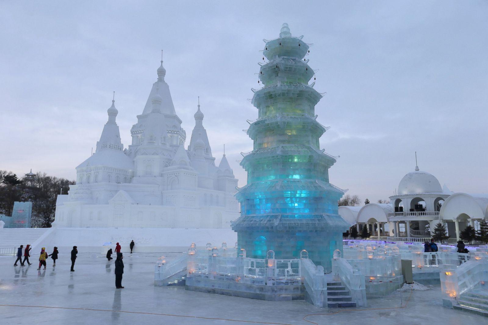 Harbin International Ice And Snow Festival - ABC