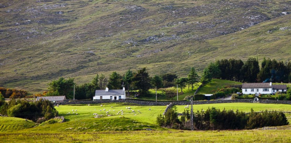 """PHOTO: Potential visitors should """"view with skepticism any unsolicited invitations to travel to Ireland to collect winnings or an inheritance"""" according to the U.S. government."""
