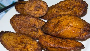 PHOTO: Fried plantains known as tostones are seen in this undated photo.