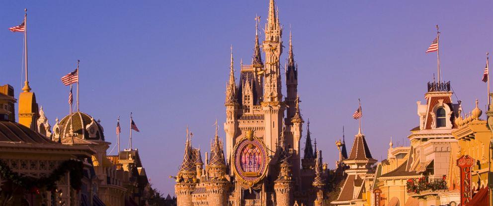 PHOTO: Walt Disney World in Orlando, Florida is seen here.