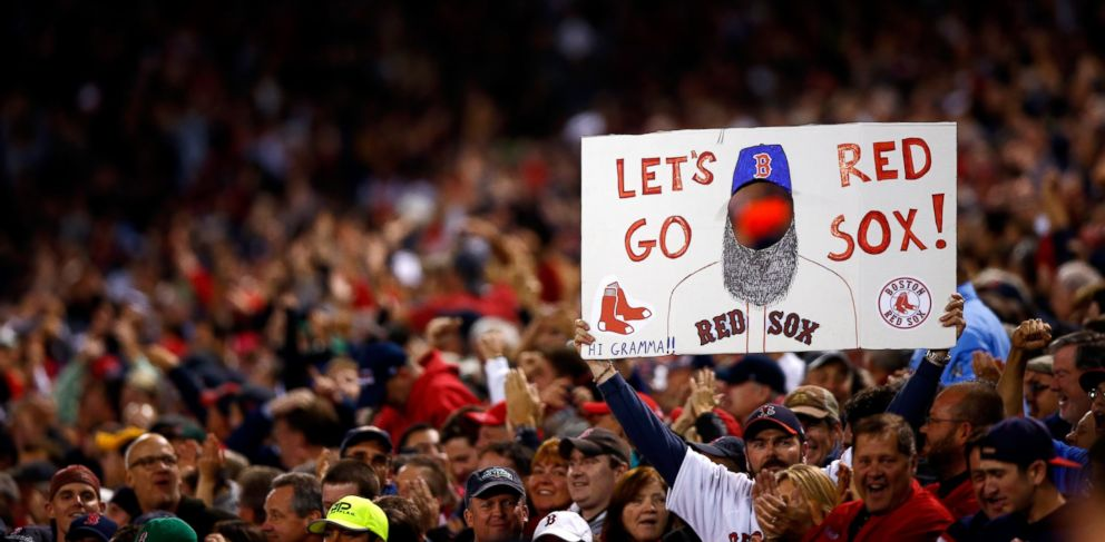 PHOTO: Hotel prices in Boston are reported to be seeing a 91% increase for the night of Game 1.