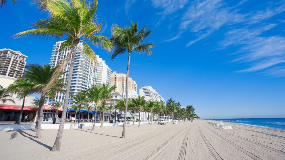 Each winter, as the rest of the country deals with the doldrums, Ft. Lauderdale's sweeping beaches and balmy weather become a major draw.
