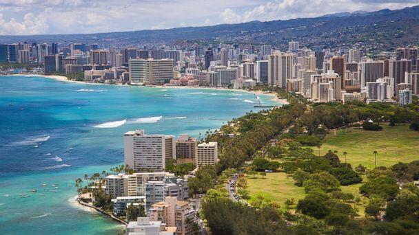 PHOTO: Honolulu, Hawaii