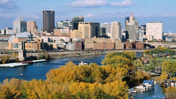 PHOTO: St. Paul, Minnesota