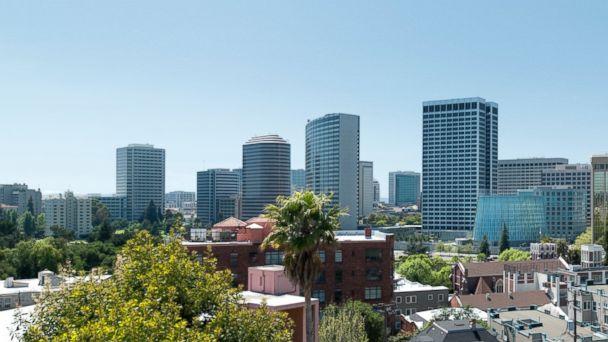 PHOTO: Oakland, California