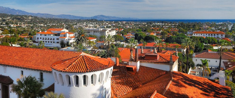 PHOTO: Pictured is Santa Barbara, Calif.