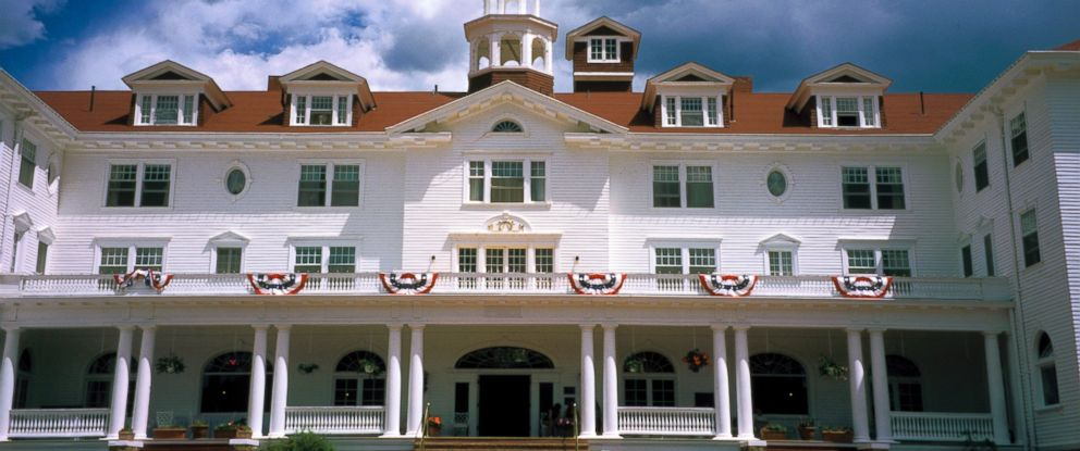 """PHOTO: The Stanley hotel in Estes, Colorado, wants to open the """"worlds first"""" horror museum."""