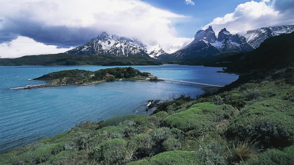 Chile S Torres Del Paine Voted 8th Wonder In The World
