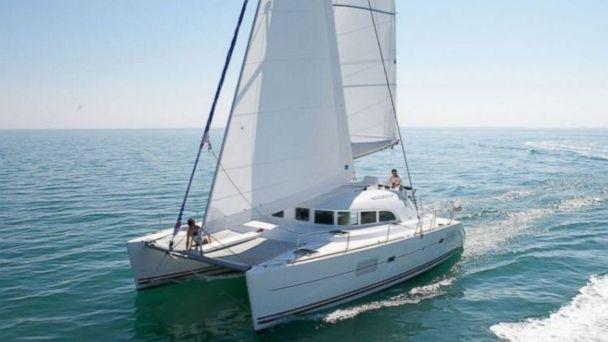 PHOTO: Sail the Balearics on a catamaran.