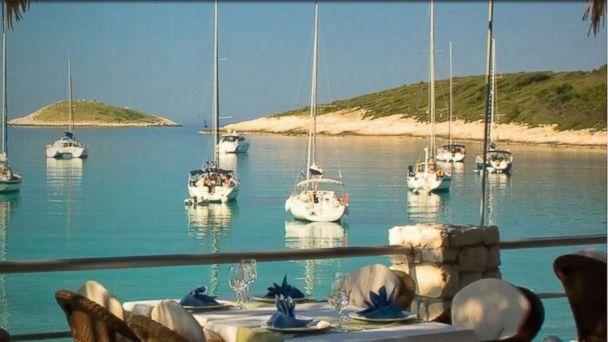 PHOTO: Croatia coastal hop