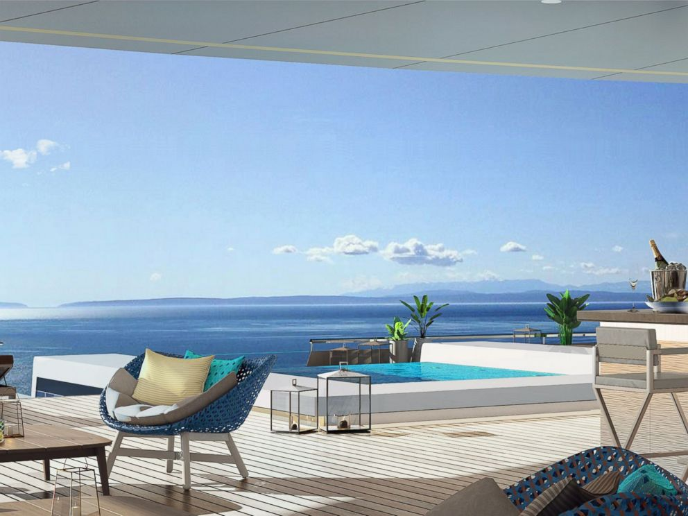 PHOTO: Ritz Carlton is venturing into the yacht business. This is what the marina bar will like.