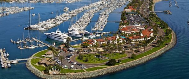 Yachties Welcome! Best Private Marina Hotels - ABC News