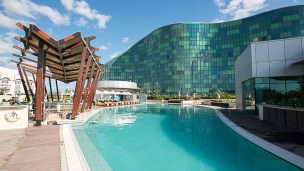 Photo The Hilton Capital Grand Abu Dhabi Is A Sleek 281 Room Luxury