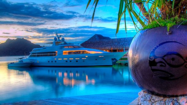 PHOTO: St. Regis Bora Bora, South Pacific