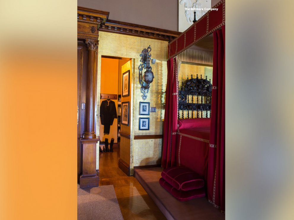 PHOTOUnlocking the hidden doors inside Asheville North Carolinas beautiful Biltmore Estate. & Unlocking the Hidden Doors Inside the Biltmore Estate - ABC News