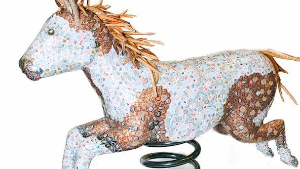 """PHOTO: """"Pony Style"""" by Dakota Pratt, D. Redington Design"""