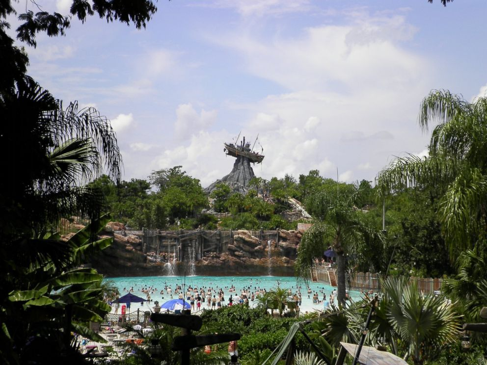 PHOTO: Disneys Typhoon Lagoon Water Park in Oralndo, Fla. has been voted the number one water park in the U.S. by TripAdvisors 2015 Travelers Choice Awards.