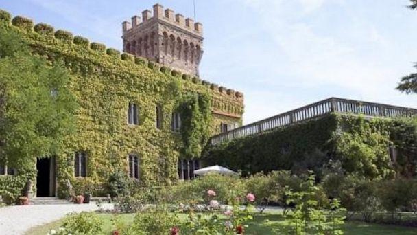 PHOTO: Tuscan Castle - Livorno, Italy