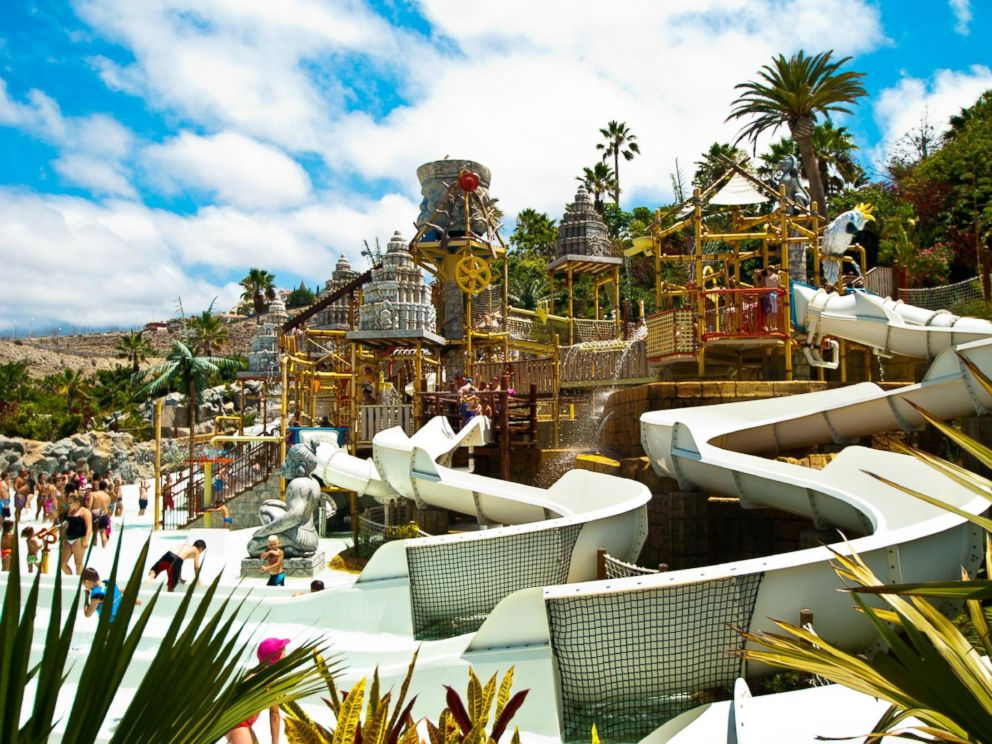 PHOTO: Siam Park in Adeje, Spain has been voted the number one water park in the world by TripAdvisors 2015 Travelers Choice Awards.