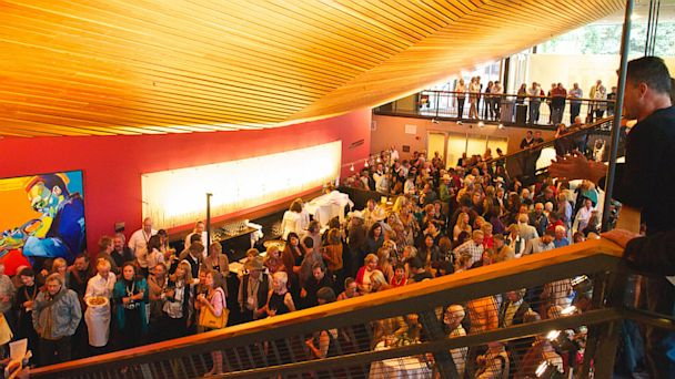 PHOTO: Opening Gala, Western Design Conference