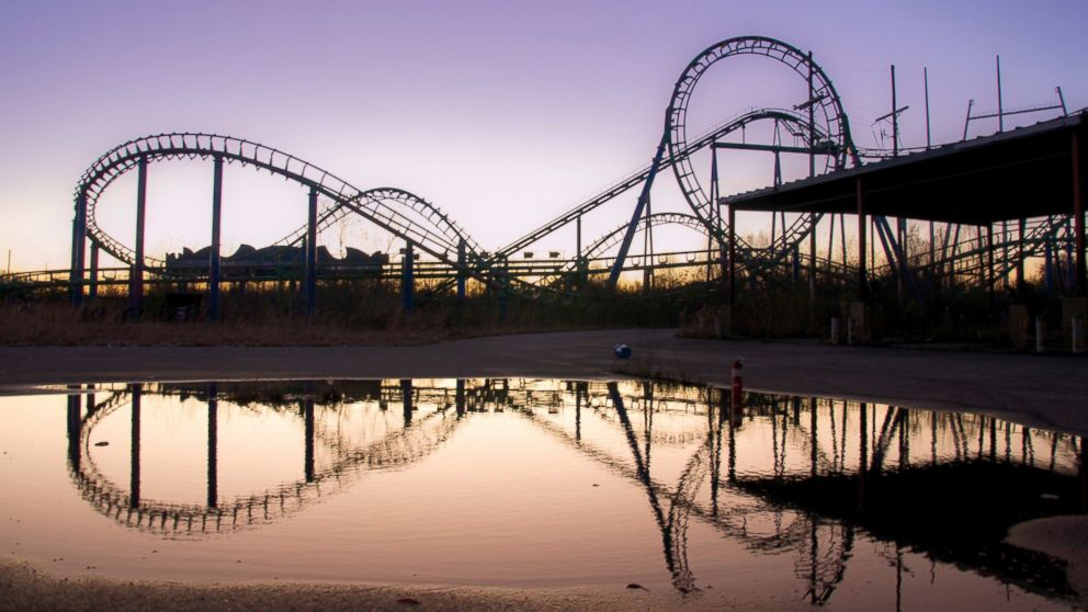 Abandoned Amusement Parks From Seph Lawless Photos Abc News,New York City Wedding