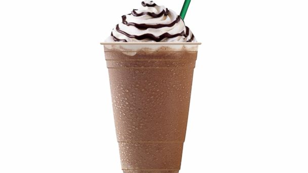 PHOTO: Mocha Avellana Frappuccino