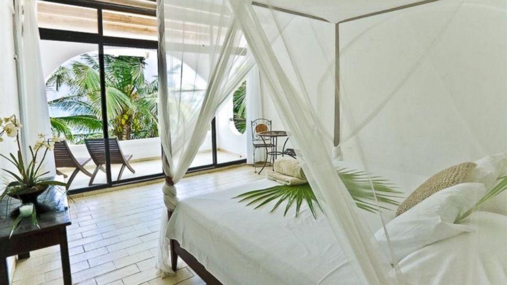 Tulum's Casa de las Olas is one of ten inns to make BedandBreakfast.com's list of eco-friendly properties.