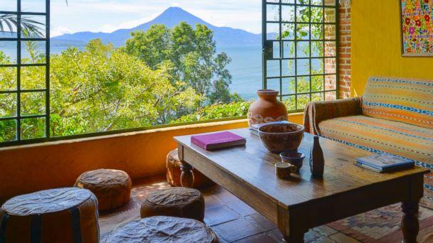PHOTO: Casa Palopo, Guatemala.