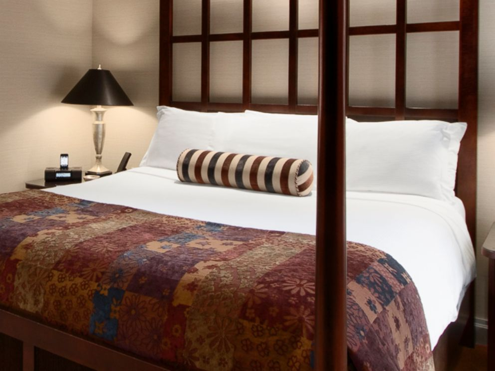 PHOTO: For $100,000, a guest can secure Hotel Chandlers premier Chandler Suite to be their own, for all of 2014.