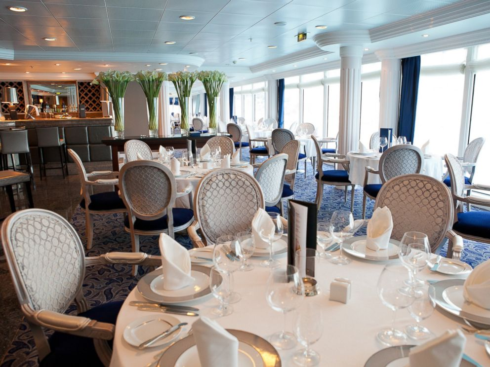 PHOTO: Azamara Quest took the top spot for small ship cruise dining.