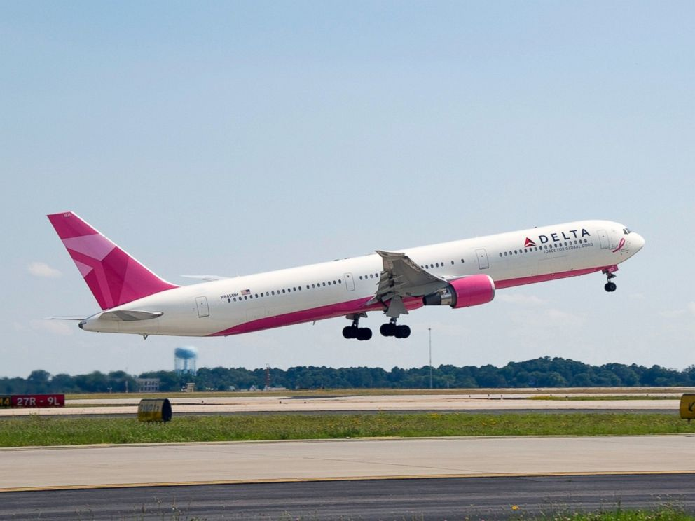 Travel Industry Goes Pink This October Abc News