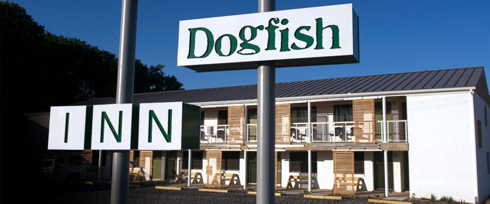 PHOTO: Dogfish Head has opened a beachy, beer-centric inn, a stones throw from its brewery in Delaware.