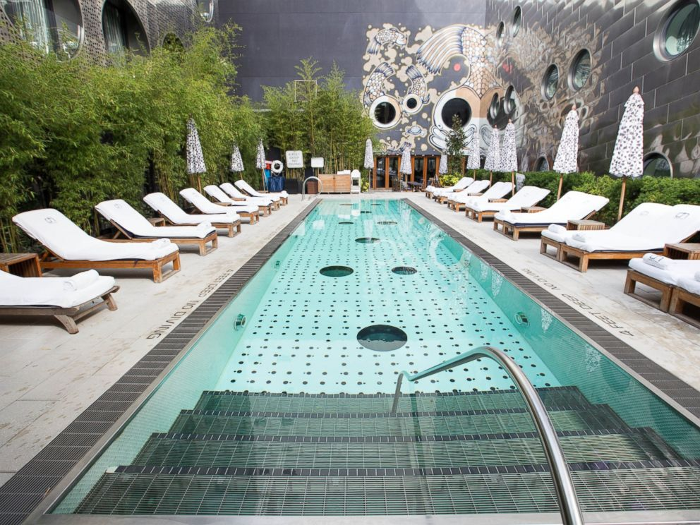 5 NYC Hotels With Pools Worth Booking